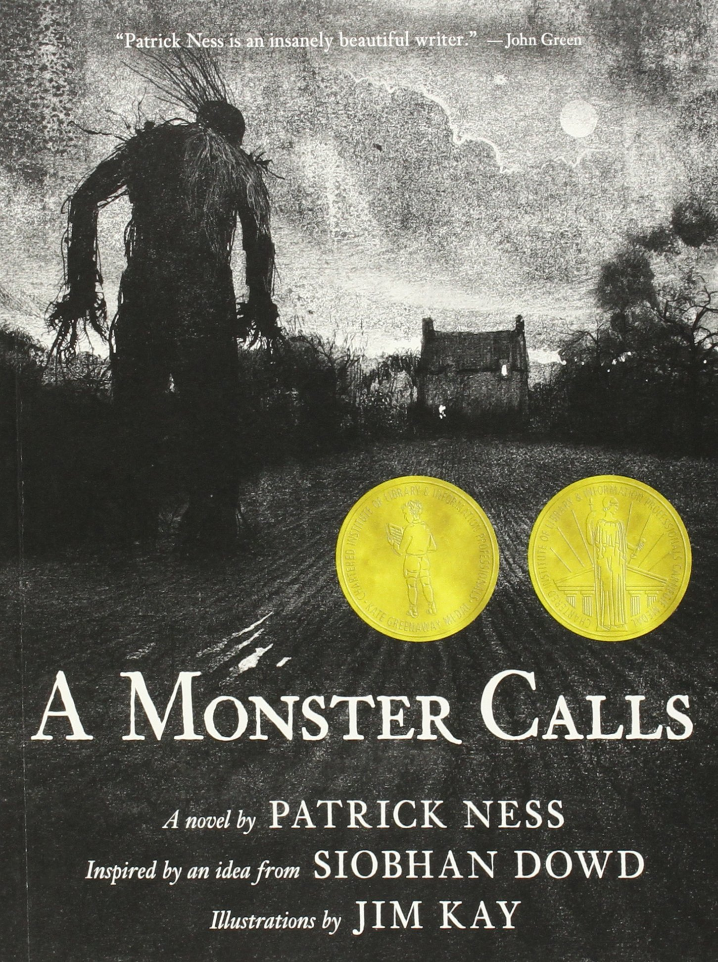 A boy seeks the help of a tree monster to cope with his single mother's terminal illness.