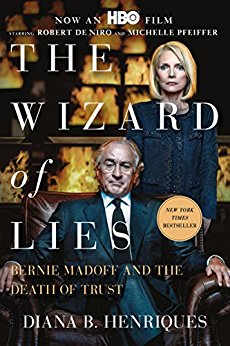 A chronicle of Bernie Madoff's Ponzi scheme, which defrauded his clients of billions of dollars.