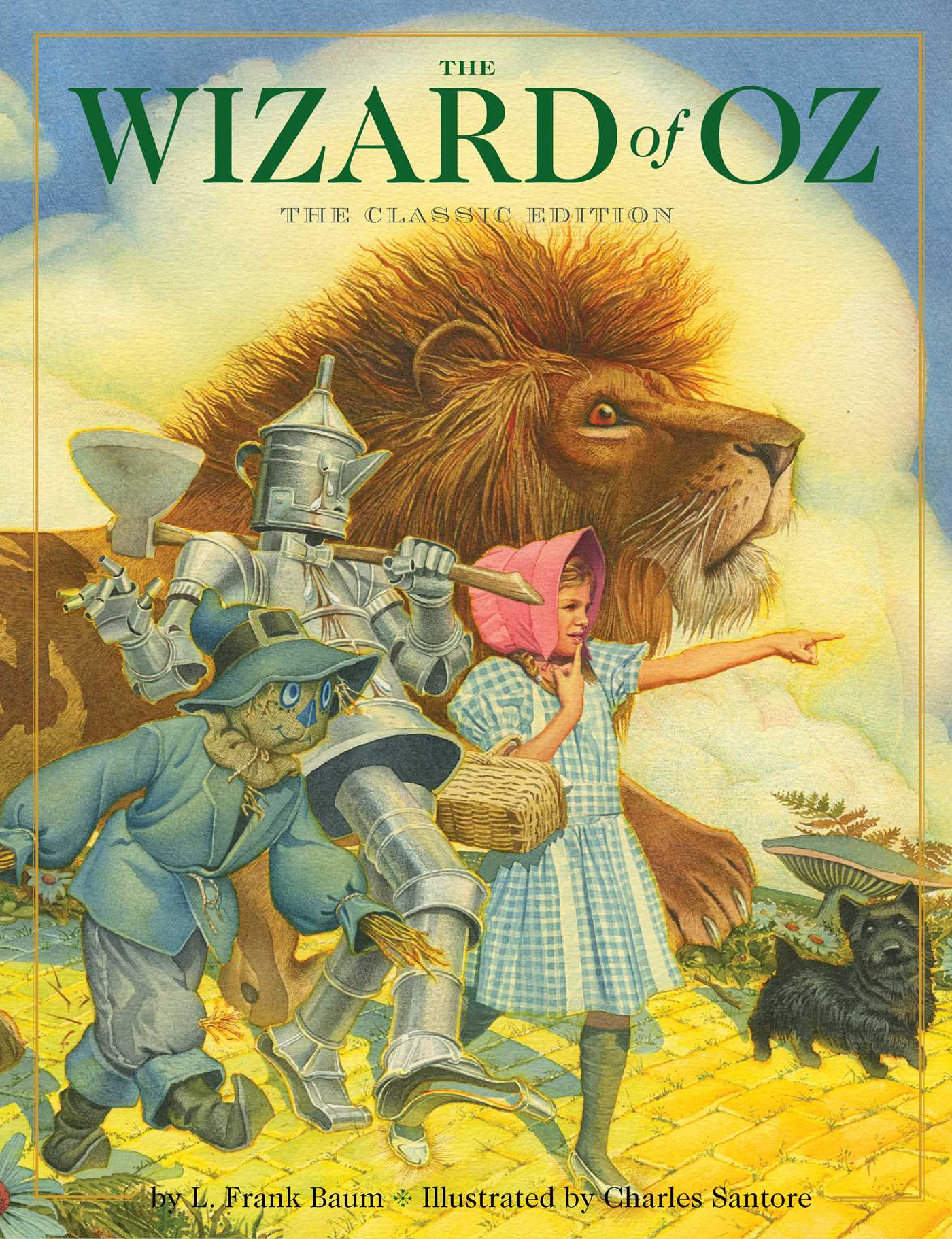 A modern reimagining of the stories that led to 'The Wizard of Oz'.