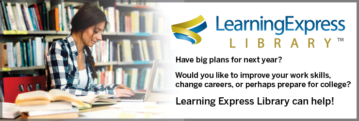 Learning Express Library Research Splash