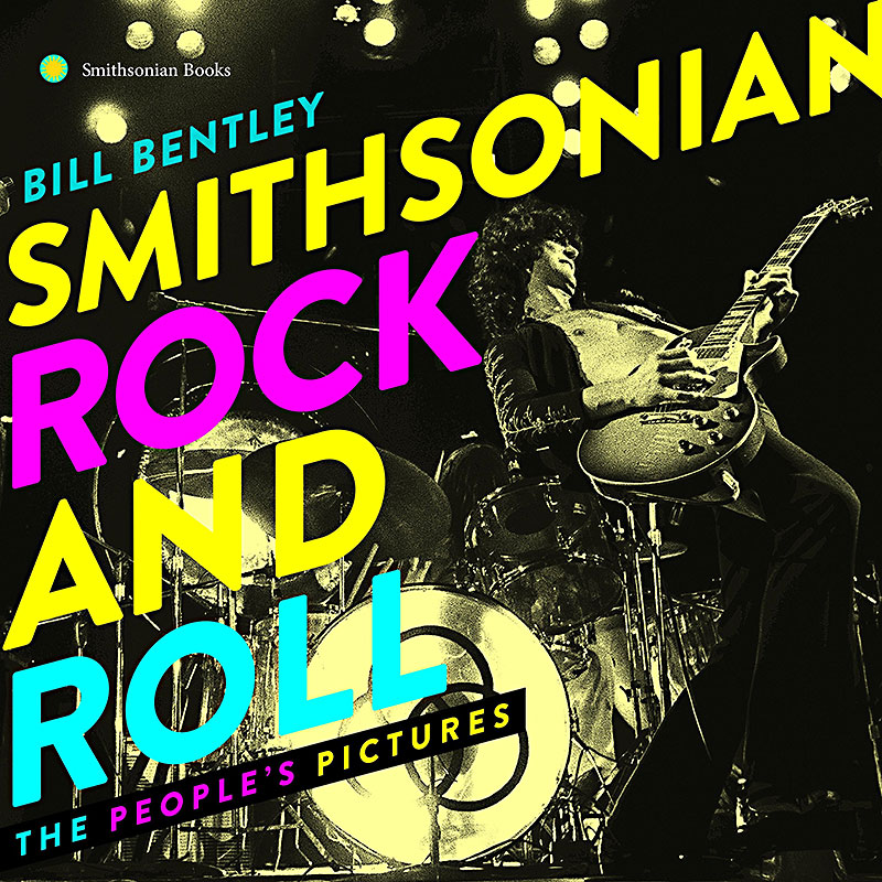 Smithsonian rock and roll : live and unseen