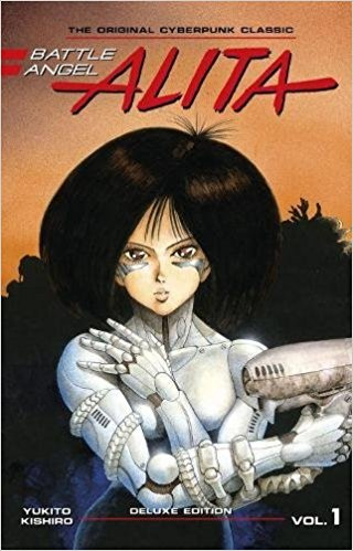 Battle Angel Alita by Yukito Kishiro