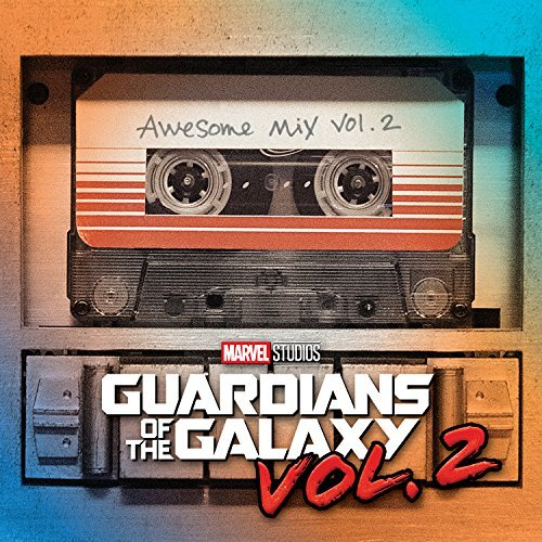 Guardians of the galaxy awesome mix. Vol. 2