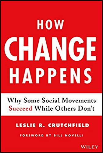 How change happens : why some social movements succeed while                 others don't