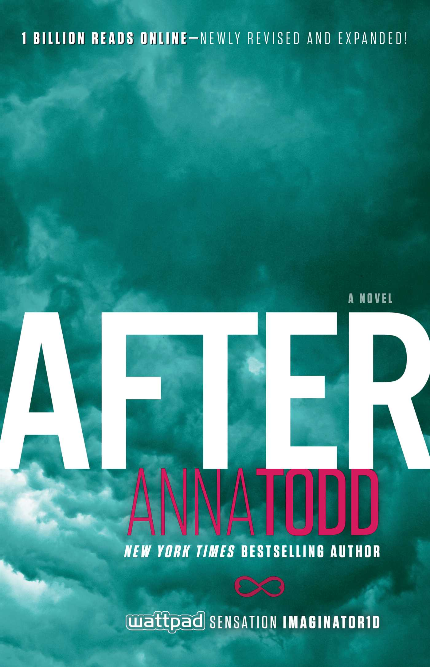 After by Anna Todd