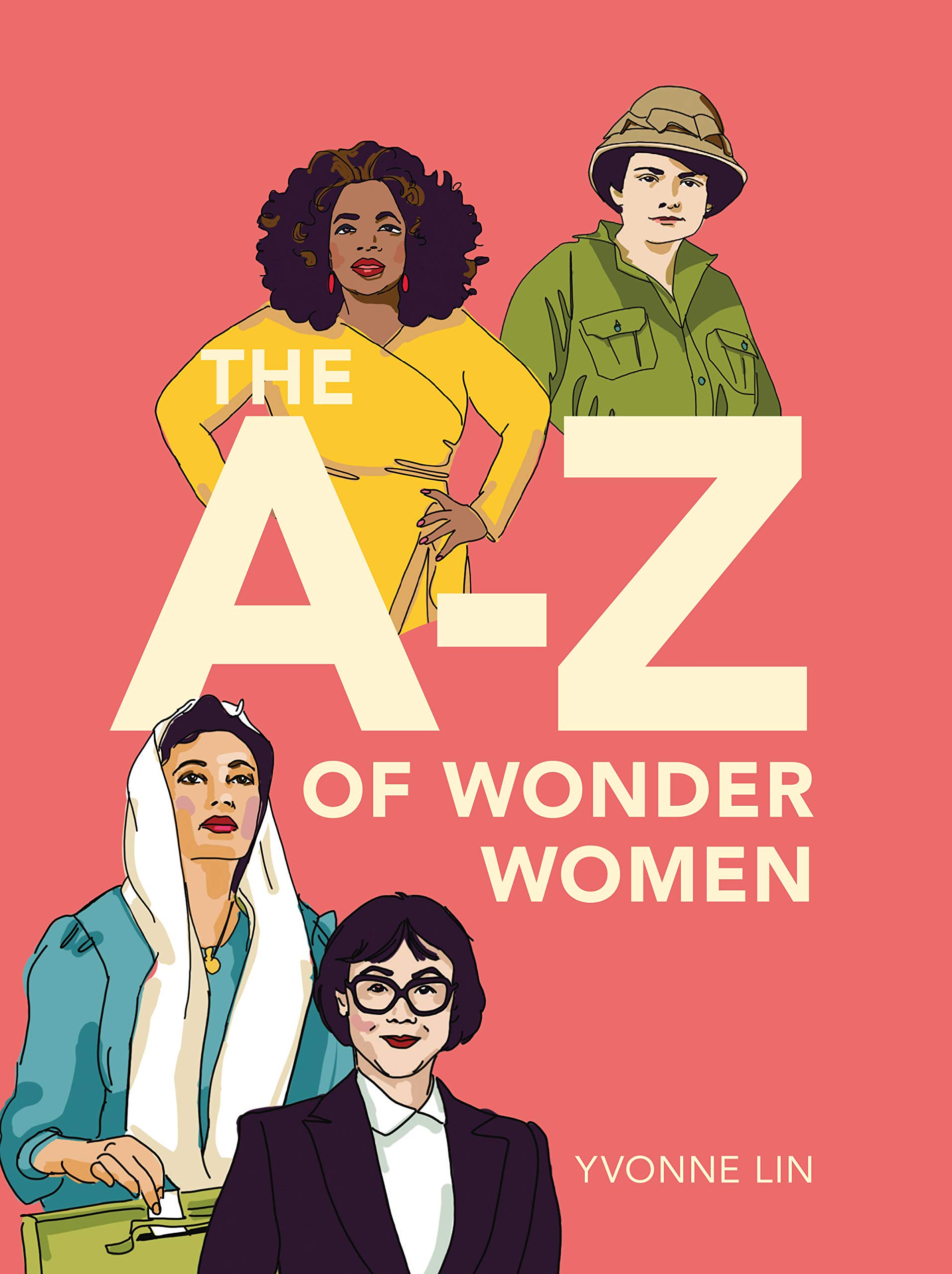 The A-Z of wonder women / Yvonne Lin