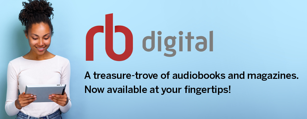 Check out a new collection of eAudiobooks & Magazines