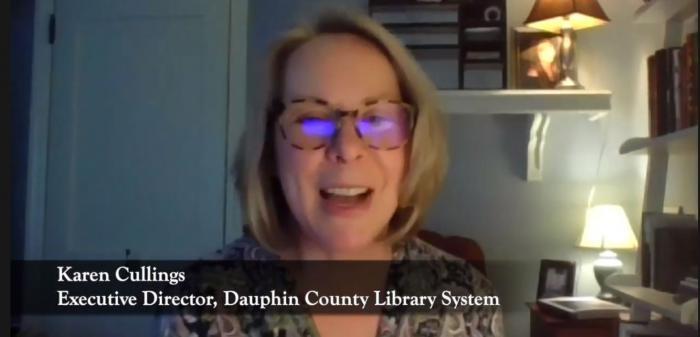 Karen Cullings Barnyard Dance reading