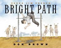 Bright path : young Jim Thorpe