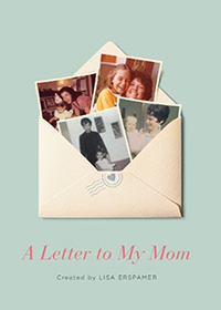 letter to my mom