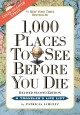 1,000 places to see before you die
