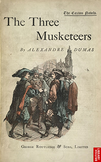Three Muskateers