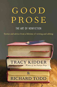 Good prose : the art of nonfiction