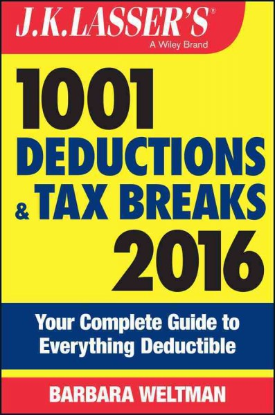 1001 deductions and tax breaks