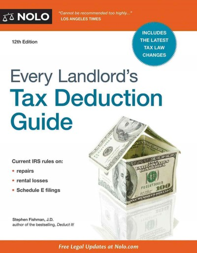 landlord tax deduction